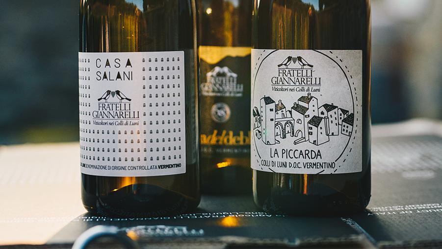Vini Azienda Agricola Fratelli Giannarelli